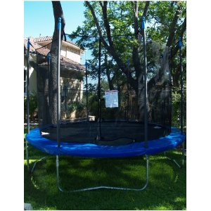 Best 12ft Trampoline With Enclosures Gt Ultimate Outdoor Living