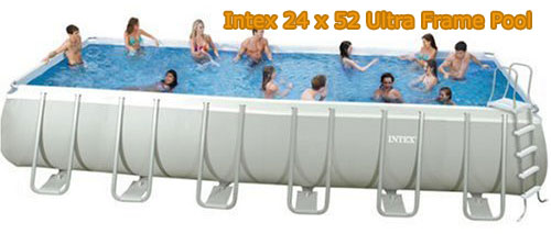 Intex 24 x 52 Pool Reviews