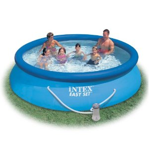 Intex Circular Metal Frame Pool