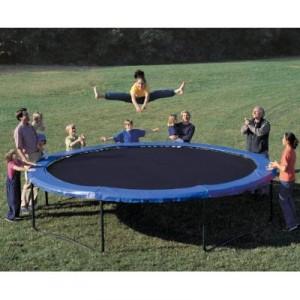 Jumsport 12 ft Trampoline
