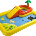 Kids Swimming Pools With Slide