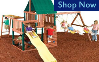 Swing N Slide Chesapeake Ready | Wooden Playsets Under 1000