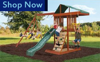 Westmount Wooden Playset