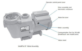 intelliflo vf high performance pump