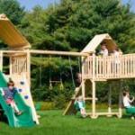 Big Backyard Swing Sets