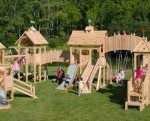Cedarworks Playsets And Swing Sets Prices And Specs