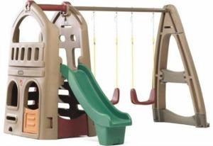 Step 2 Naturally Playful Playhouse And Swing Set