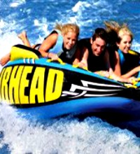 airhead outrigger 3 person tube