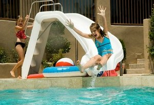 Interfab White water pool slide review