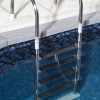Stainless Steel Above Ground Pool Ladder