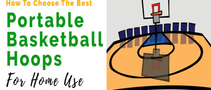Guide to choosing the best portable basketball hoops.