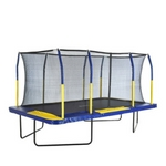 Trampoline with up to 500 lbs. capacity.